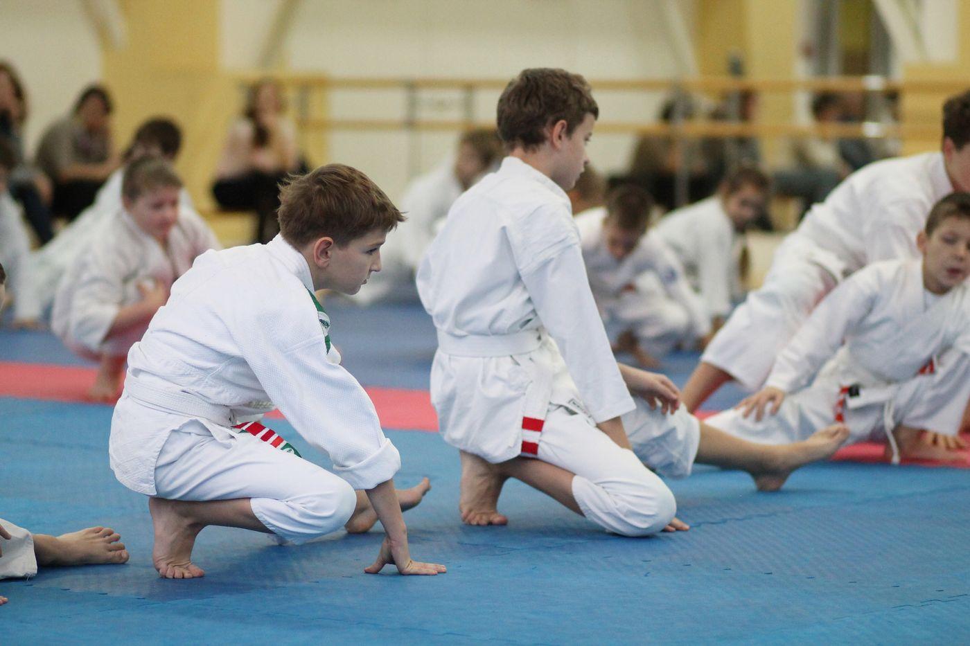 Детский семинар и экзамен в Красногорске