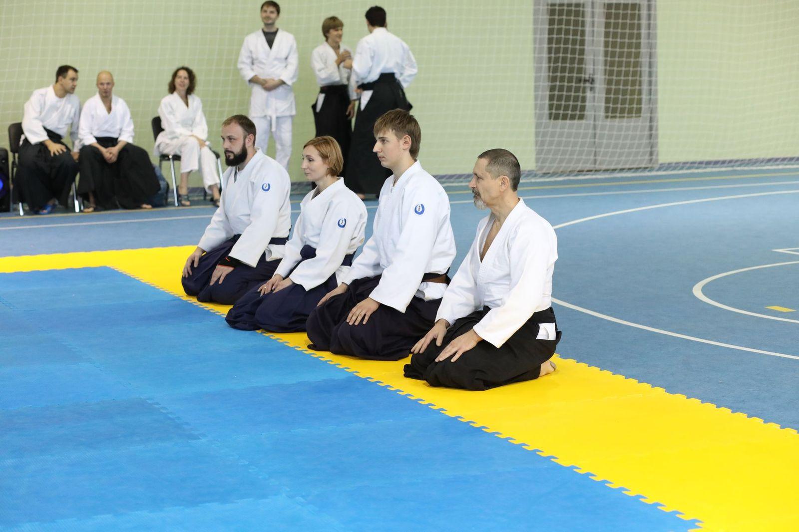 III Открытый Фестиваль Межрегиональной федерации айкидо