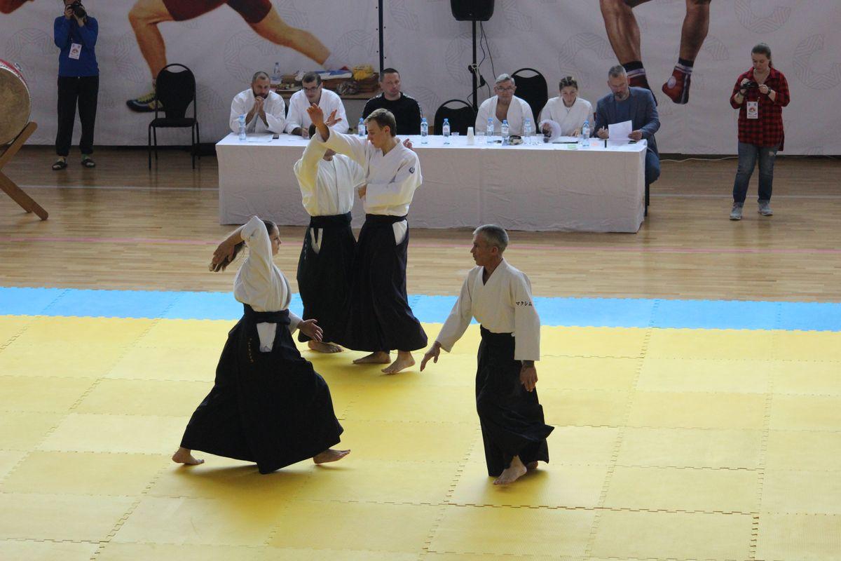 X Открытый фестиваль Айкидо Айкикай Московской области