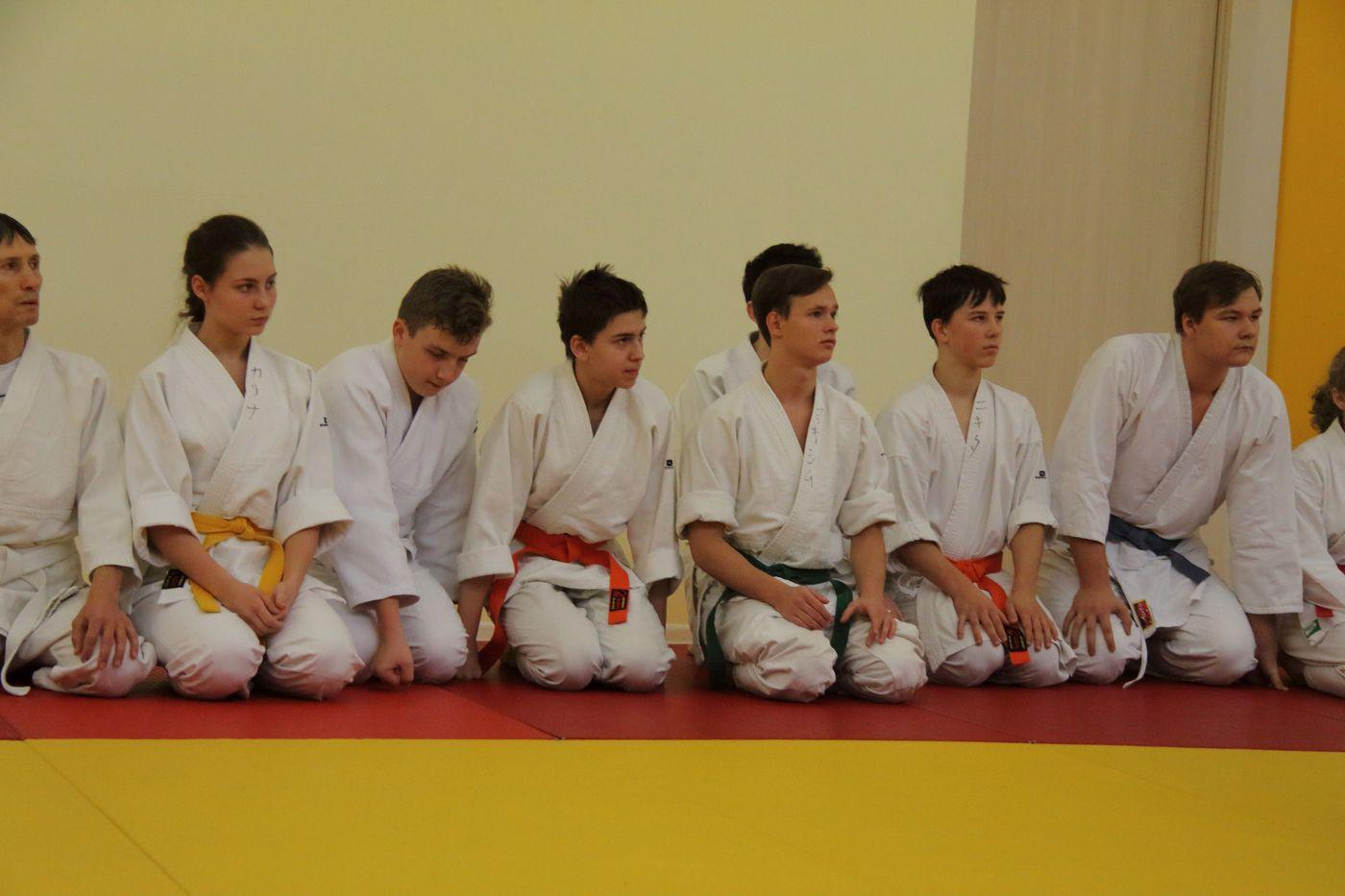 III открытый семинар СКАА «Торюмонкай»