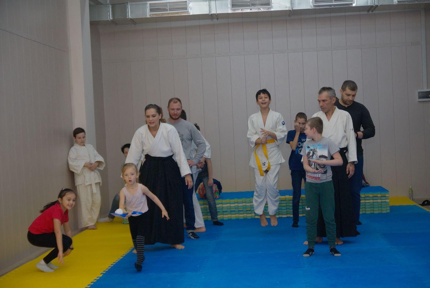 Открытие клуба в Дмитрове