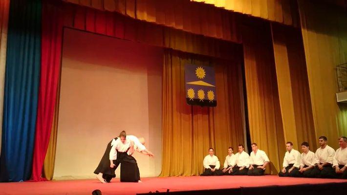 20-летие Межрегиональной Федерации Айкидо