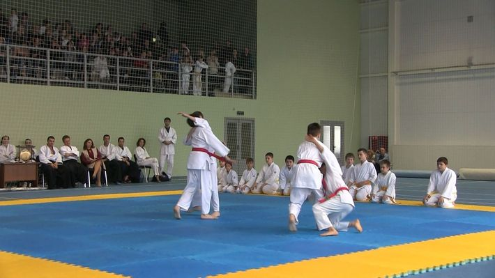 III Открытый Фестиваль Межрегиональной федерации айкидо (младшие и старшие группы)