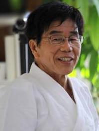 Сэнсэй Икухиро Кубота - 8 дан айкидо