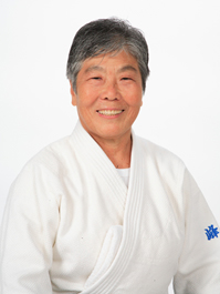 Сэнсэй Муцуко Минэгиши - 6 дан айкидо