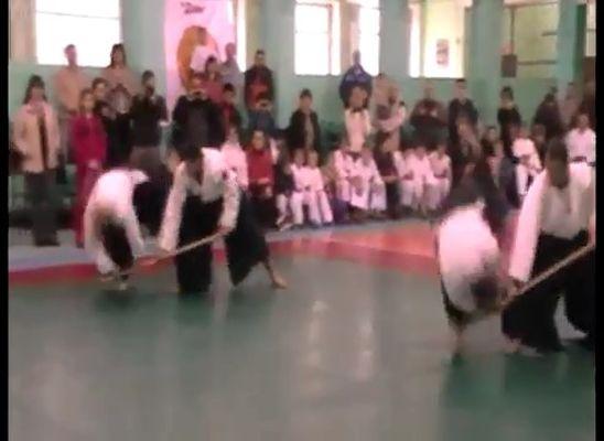 Фестиваль единоборств в Солнечногорске