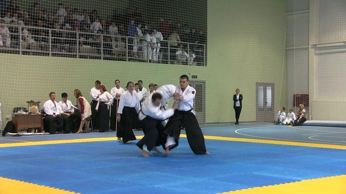 III Открытый Фестиваль Межрегиональной федерации айкидо (инструкторский состав и черные пояса)